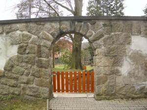 Ochranný plůtek, dřevěný plot, plot Liberec