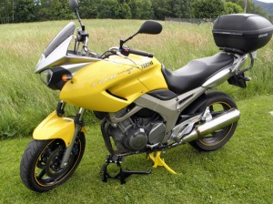 Stojan na motorku, moto doplňky Liberec, kovovýroba